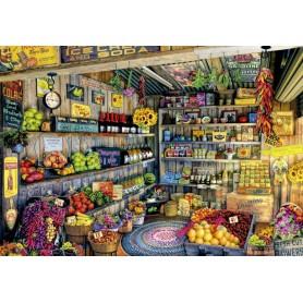 Puzzle Educa Tienda de comestibles