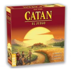 Catan, Juego de Mesa.
