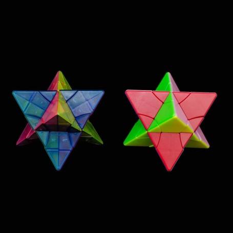FangShi Transform Pyraminx 2x2 PyraStar