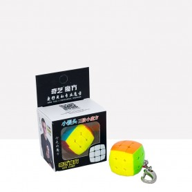 Llavero Cubo de Rubik QiYi 3x3 Pillow