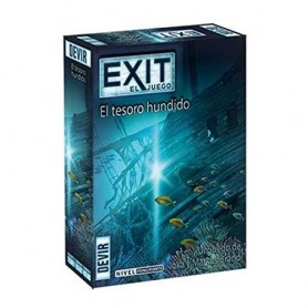 Devir Exit 7: El tesoro hundido - Juego de escape