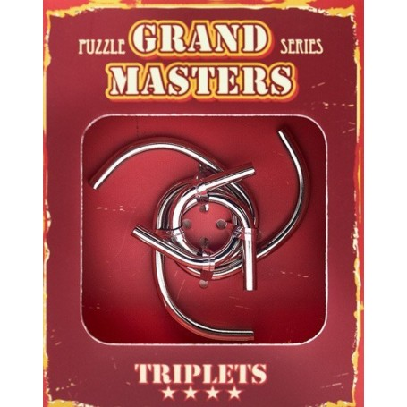Puzzle Grand Masters Series - Triplets