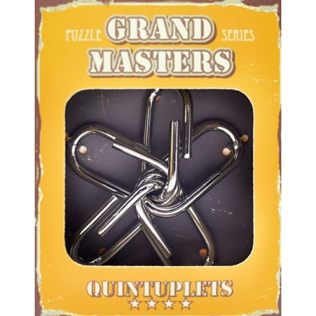 Puzzle Grand Masters Series - Quintuplets