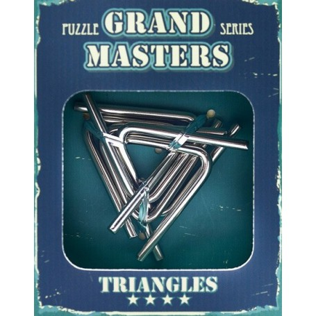 Puzzle Grand Masters Series - Triangles