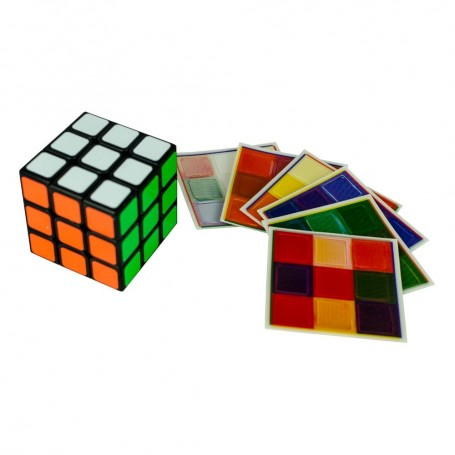 Cube 3x3 Two Face