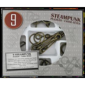 Steampunk Puzzles Boîte grise