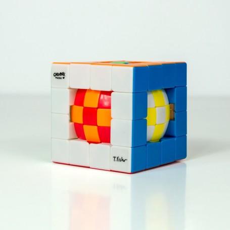 Tony Ball in Cube