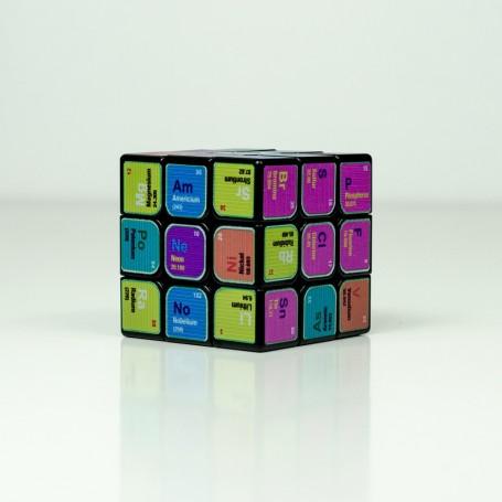 Rubik's Cube 3x3 Tableau Périodique
