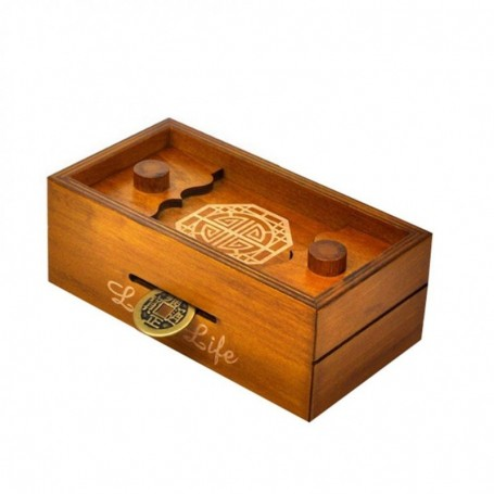 Boîte Secrète Longue Vie