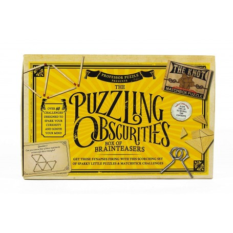 Puzzling Obscurities