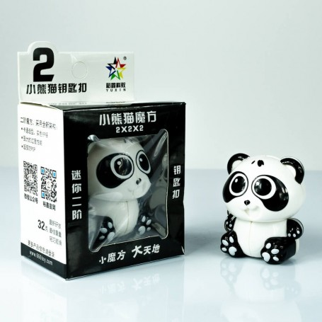 Llavero YuXin Mini Panda 2x2
