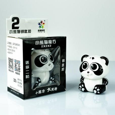 Porte-clés YuXin Mini Panda 2x2