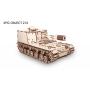 Puzzle eco Wood Art Tank Sau 212 684 Pièces