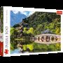 Puzzle Trefl L'étang du Dragon noir - Lijiang Chine de 500 pièces