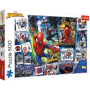 Puzzle Trefl Marvel Spiderman 500 pièces