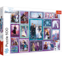 Puzzle Trefl Frozen II, 500 pièces