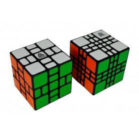 Pack 3x3 Mixup Plus + 4x4 Mixup Plus (Base Negra)