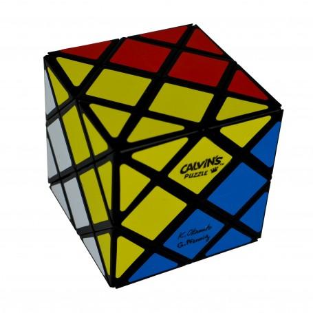 Okamoto y Greg Lattice Cube 4 Colores