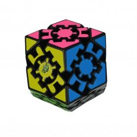 Gear Dodecaedro Rómbico Negro