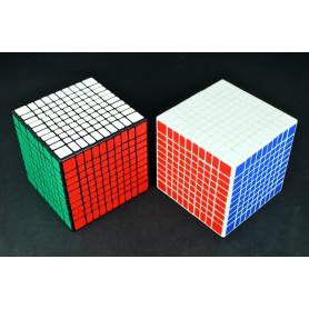 10x10x10 Shengshou Negro
