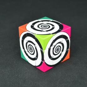 V-Cube 3x3 Funky Spirals
