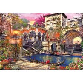 Puzzle Educa Romance en Venecia 3000 Piezas