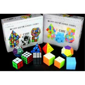 Pack Cubos de Rubik Z-Cube