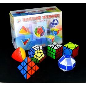 Pack Cubos de Rubik ShengShou