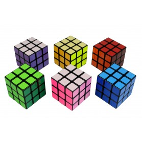 Sticker Cubo de Rubik 3x3 , Escala de Colores