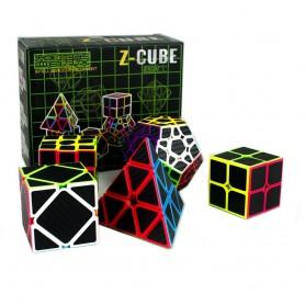 Pack Z-Cube Fibra de Carbono