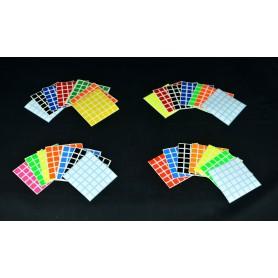 Z-Stickers 6x6x6 V-Cube