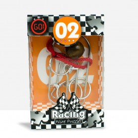 Racing Wire Puzzle Modelo: 2