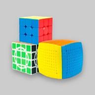 Achetez des Rubik's Cubes au meilleur prix ! | Kubekings