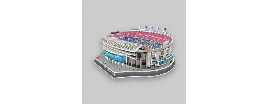 Puzzles 3D Football Stadiums - kubekings.fr