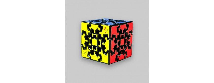 Cubes avec des engrenages - kubekings.fr